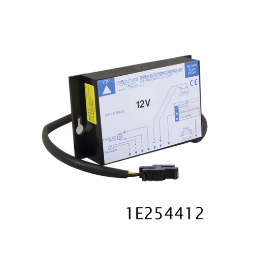 Danfoss 12v Control Module (4 Pin)