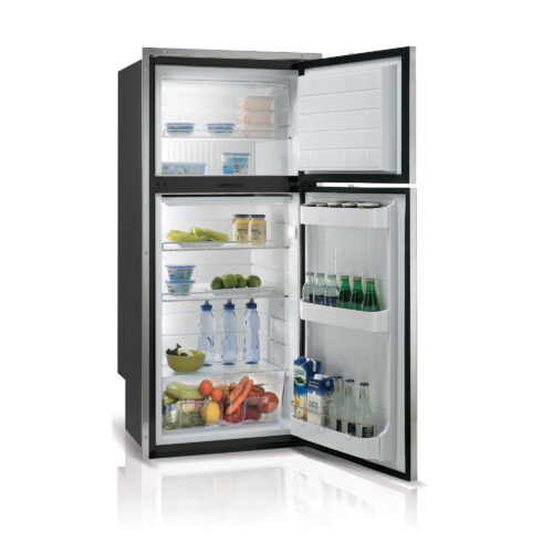 260 Litre 12/24 volt marine fridge freezer