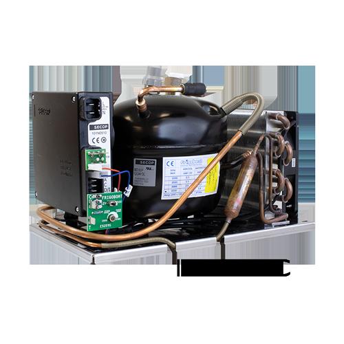 FM200 35F AC 12/24V Compressor