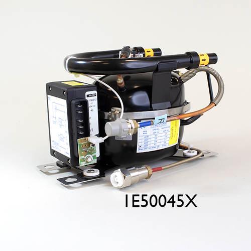 Water Cooled W35F 12/24V Compressor