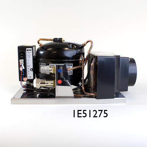 Roma BD35F 12/24V Compressor-01