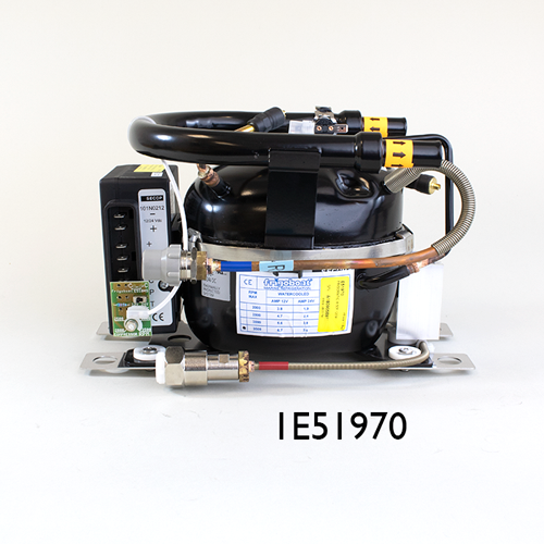 Water Cooled W50F 12/24V Compressor-01