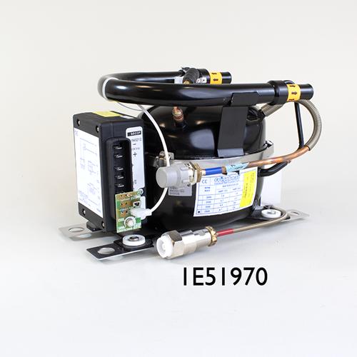 Water Cooled W50F 12/24V Compressor
