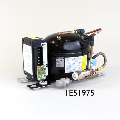 Keel Cooled K50F 12/24V BD35 Compressor