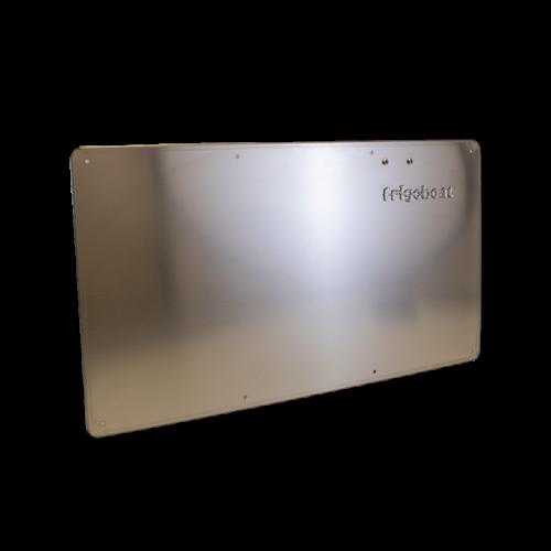 180F inox flat evaporator
