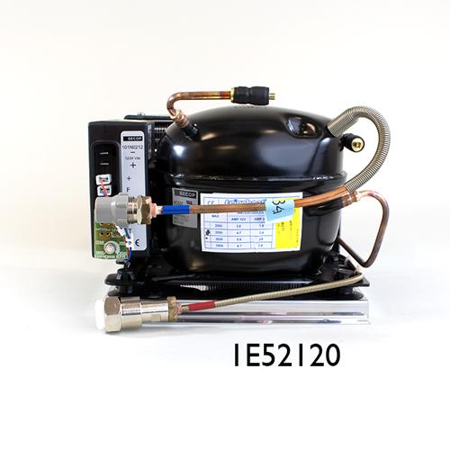 Capri BD50F 12/24V Compressor-01