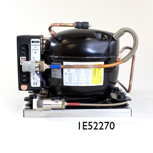 FM100 12/24V Air Cooled Compressor-01