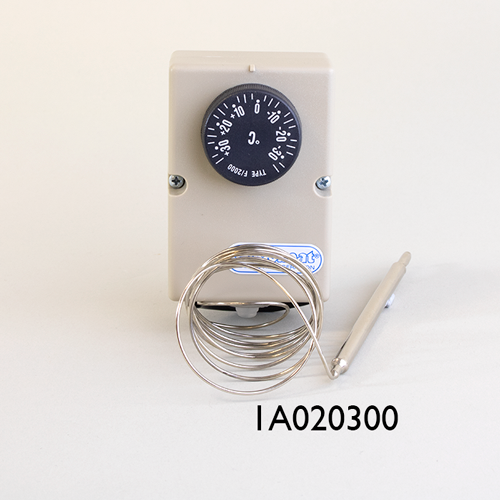 fridge or freezer thermostat +30 to -30 C-01
