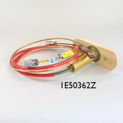 Sintered keel cooler long thread 100mm + 2 zinc anodes70