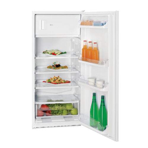 190 Litre 12/24 volt Integrated fridge with internal freezer compartment