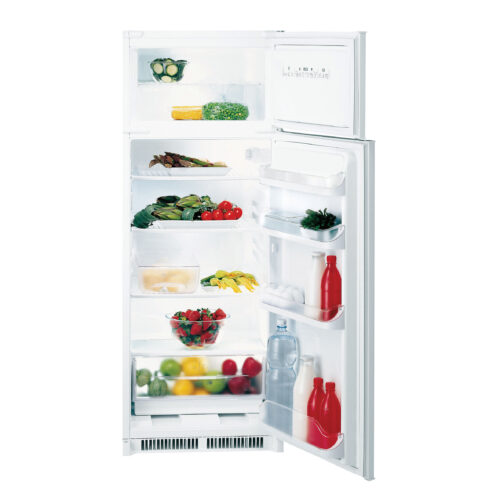 220 Litre 12/24 volt integrated fridge freezer