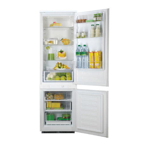 270 Litre 12/24 volt integrated fridge freezer