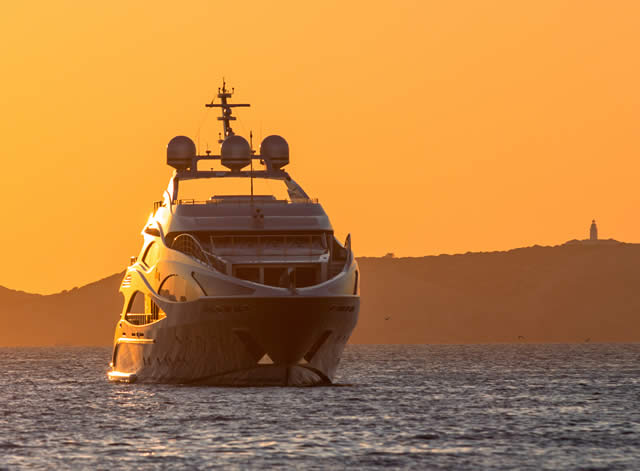 Superyacht Refrigeration