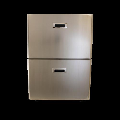 MS60 - 60 Litre stainless marine drawer freezer-01