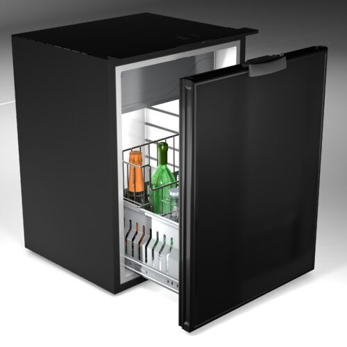 DW75- 75 Litre single drawer fridge with or without ice box