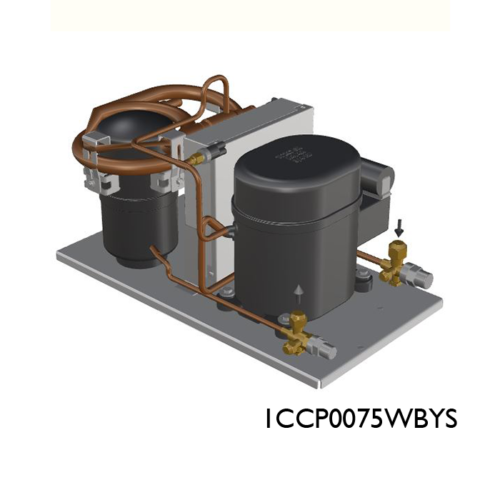 Frigoboat water cooled condensing unit 0