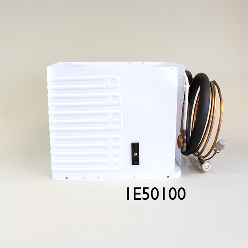 200B box evaporator pre-charged with r134a-02