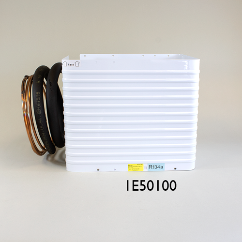 200B box evaporator pre-charged with r134a-01