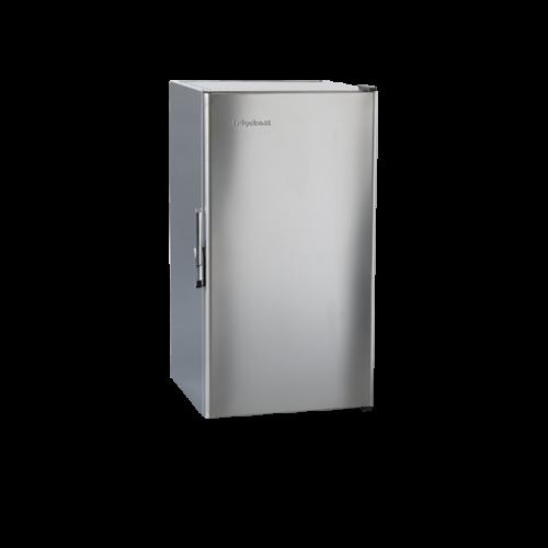 MS160 - 160 Litre stainless marine fridge