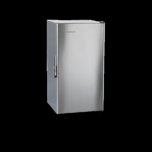 MS130 - 130 Litre stainless marine fridge-02