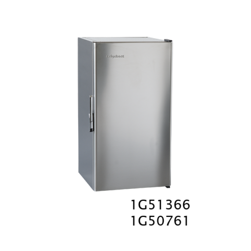 MS115 - 115 Litre stainless marine fridge