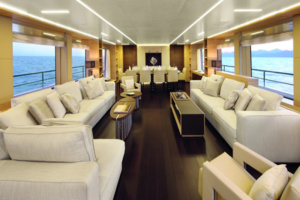 super yacht air conditioning system
