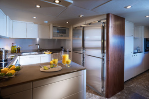 custom refrigeration solutions for super yacht and large commercial vessels