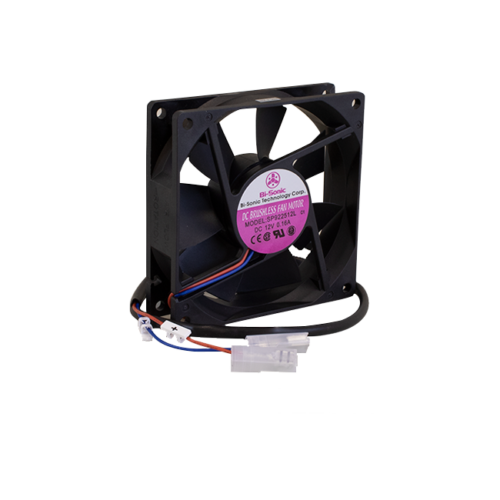 DC brushless fan for BD35 or BD50 marine compressors