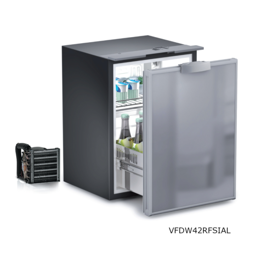 DW42 - 42 Litre single drawer fridge with or without ice box