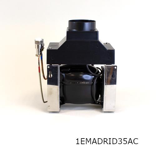 MADRID 35F AC 12/24V Compressor