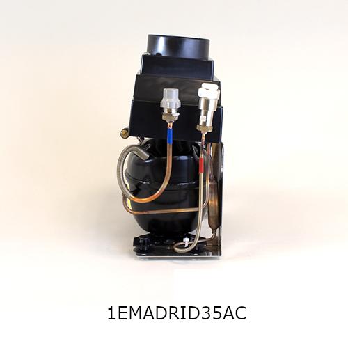 MADRID 35F AC 12/24V Compressor-DIMS