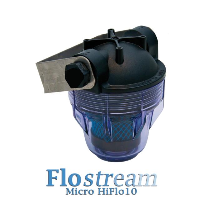 Flostream micro drinking water filter