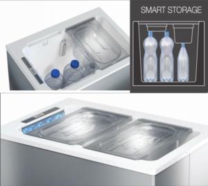 Vitrifrigo top opening 12 volt fridge